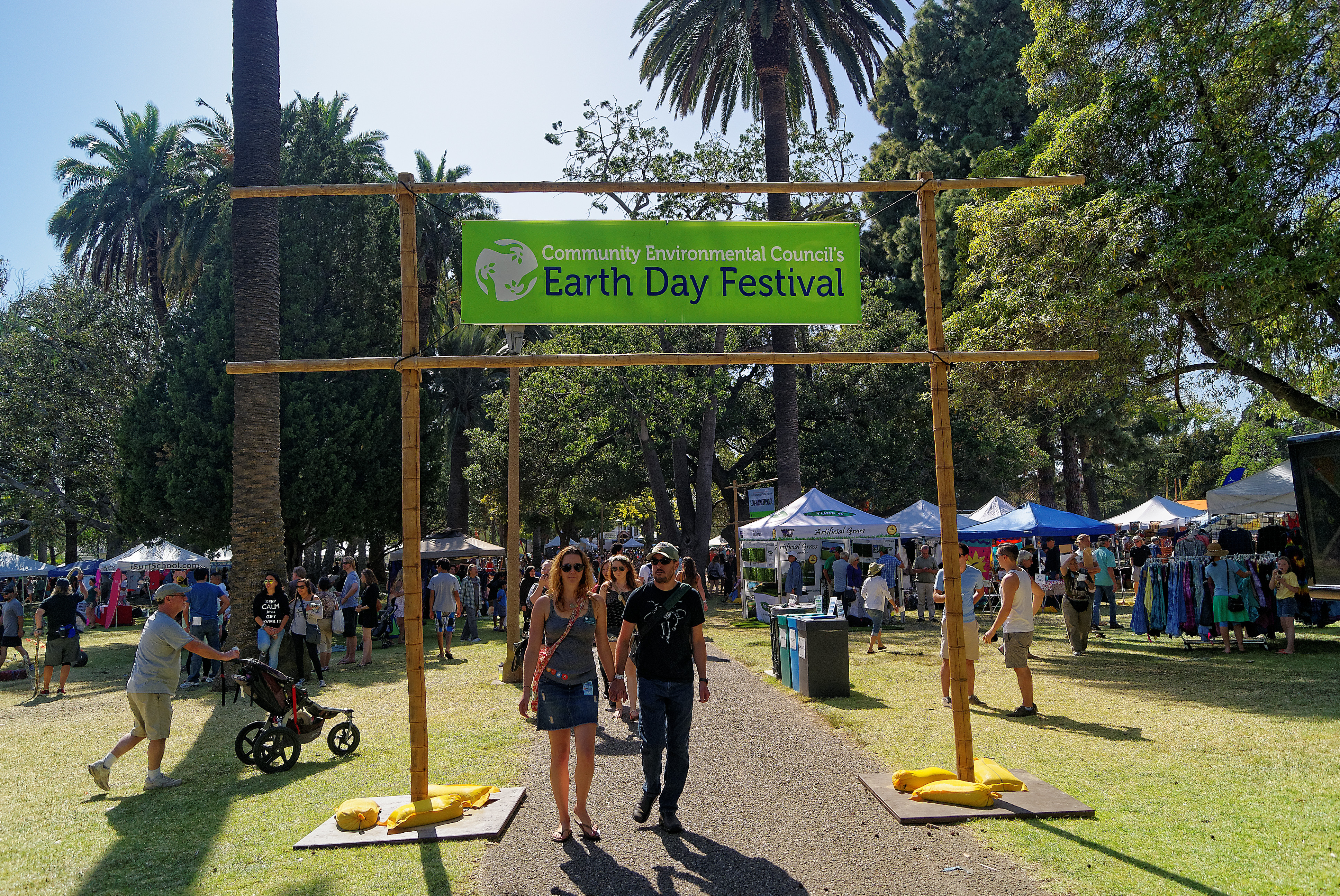earth day santa barbara county air pollution control district