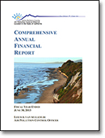 2011-2012 Comprehensive Annual Financial Report