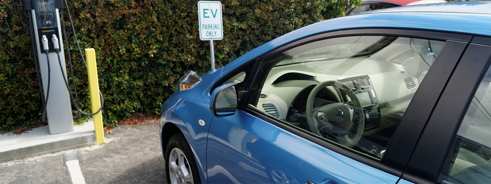 clean air car EV featured